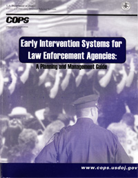 Early Intervention Systems for Law Enforcement Agencies