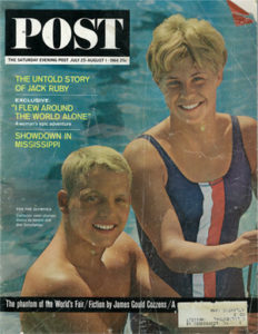 Saturday Evening Post 1964